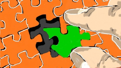 Puzzle Peice